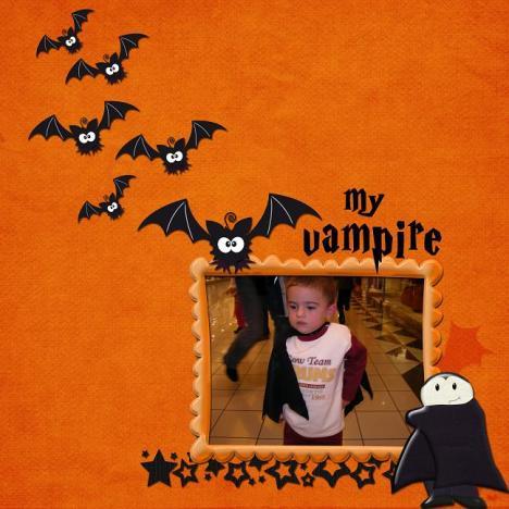 my vampire 18