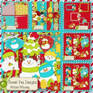 Winter Whimsy bundle