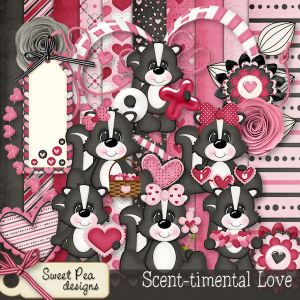 Scent-imental Love Kit